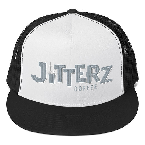 Jitterz Black and Gray Cap