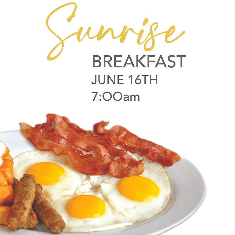 Banning Chamber Sunrise Breakfast