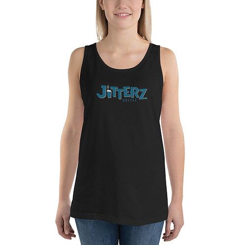 Jitterz Women's Black Tank Top