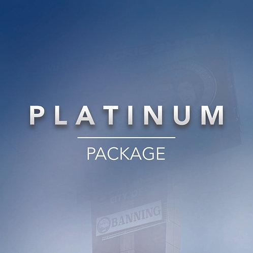 Platinum Billboard Package