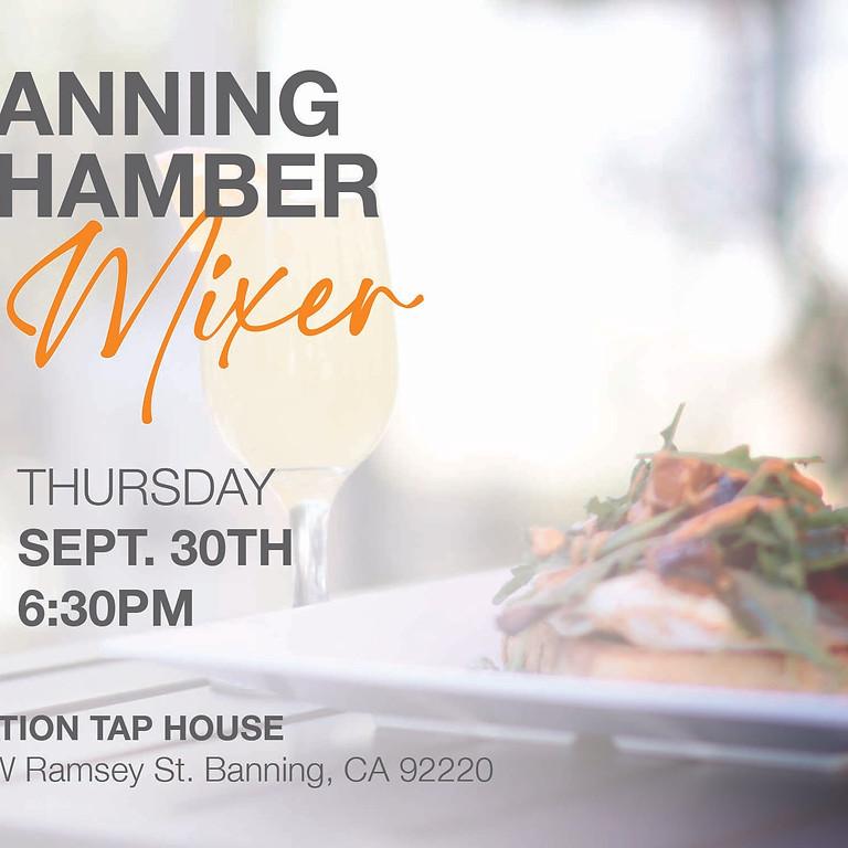 Banning Chamber Mixer