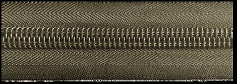 Рулонная застежка-молния тип 10