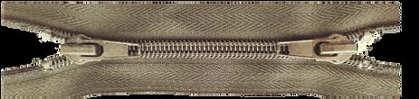 Застежка-молния неразъемная с двумя замками Х-вида тип 5 тип 7