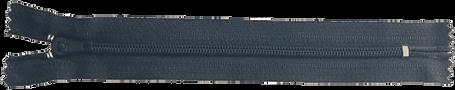 Застежка-молния неразъемная с металлическим ограничителем тип 3