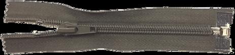 Застежка-молния разъемная с металлической коробочкой тип 5