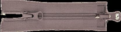 Застежка-молния разъемная с двумя замками тип 5