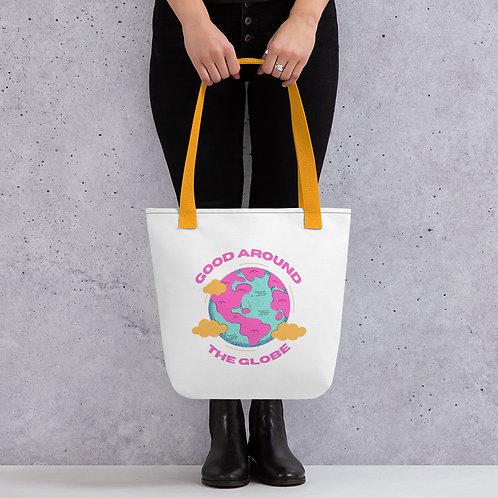 Good Around The Globe - Tote bag