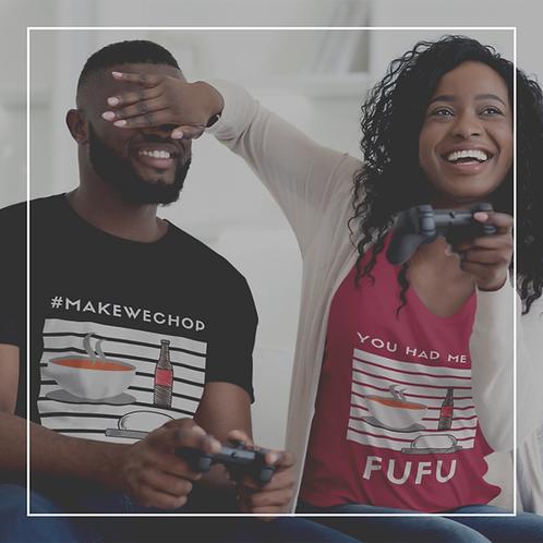 #MakeWeChop - Short-Sleeve Unisex T-Shirt