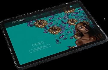 brinkley web silhouette Africana web des