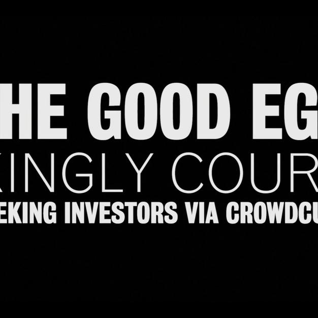 THE GOOD EGG | CROWDCUBE
