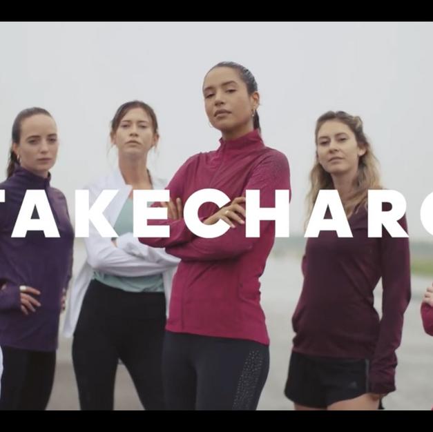 ADIDAS | TAKE CHARGE