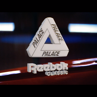PALACE SKATEBOARDS | REEBOK