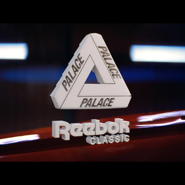 PALACE SKATEBOARDS | REEBOK