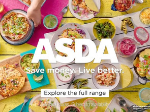 ASDA | FOOD OF THE WORLD