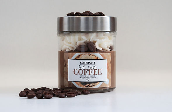 But First COFFEE Candle
