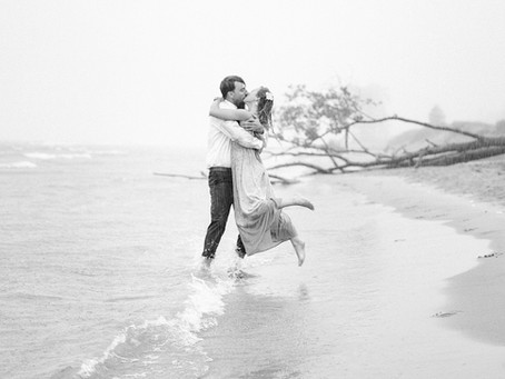 Joanna & Micah | Always Perfect | Point Beach State Forest, Two Rivers, WI