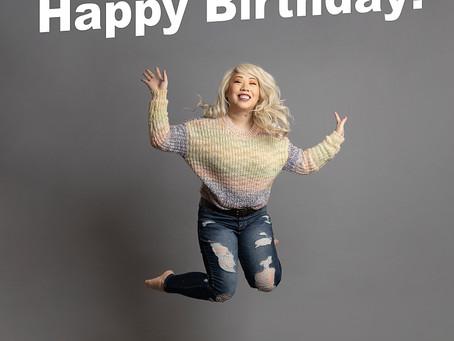 Xia   Happy Birthday!