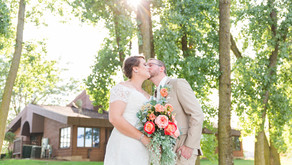 Kalene & Chris | Love by the River | Oshkosh, WI