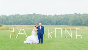 Pa & Kong | Rain & Shine | Eron's Event Barn LLC, Stevens Point