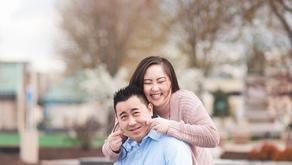 Choua & Daniel   Spring Romance   Oshkosh, WI