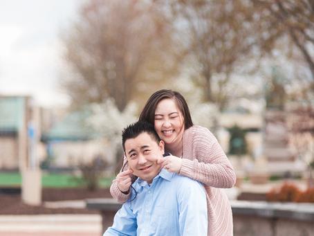 Choua & Daniel | Spring Romance | Oshkosh, WI