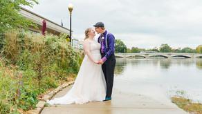 Abby & Luke | Rainy Romance | Fort Atkinson Club
