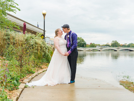 Abby & Luke | Rainy Romance | Fort Atkinson Club