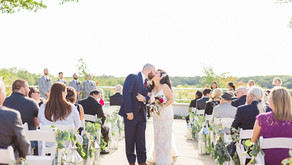 Hanny & Dan | Kiss From a Rose | Racine Country Club