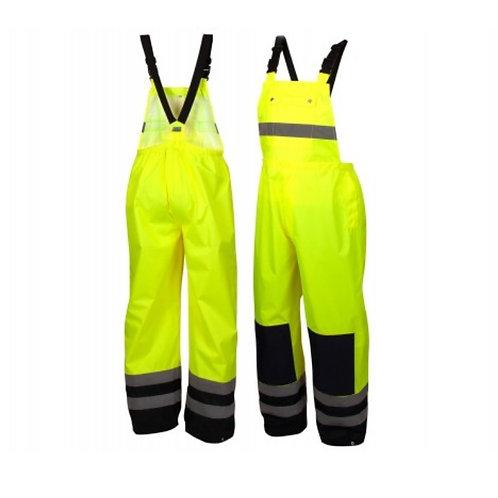 Premium Hi-Vis Rainwear Bibs