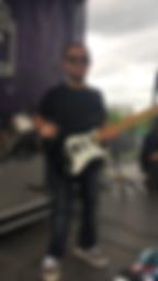 Nashville session guitarist Adam McPhail