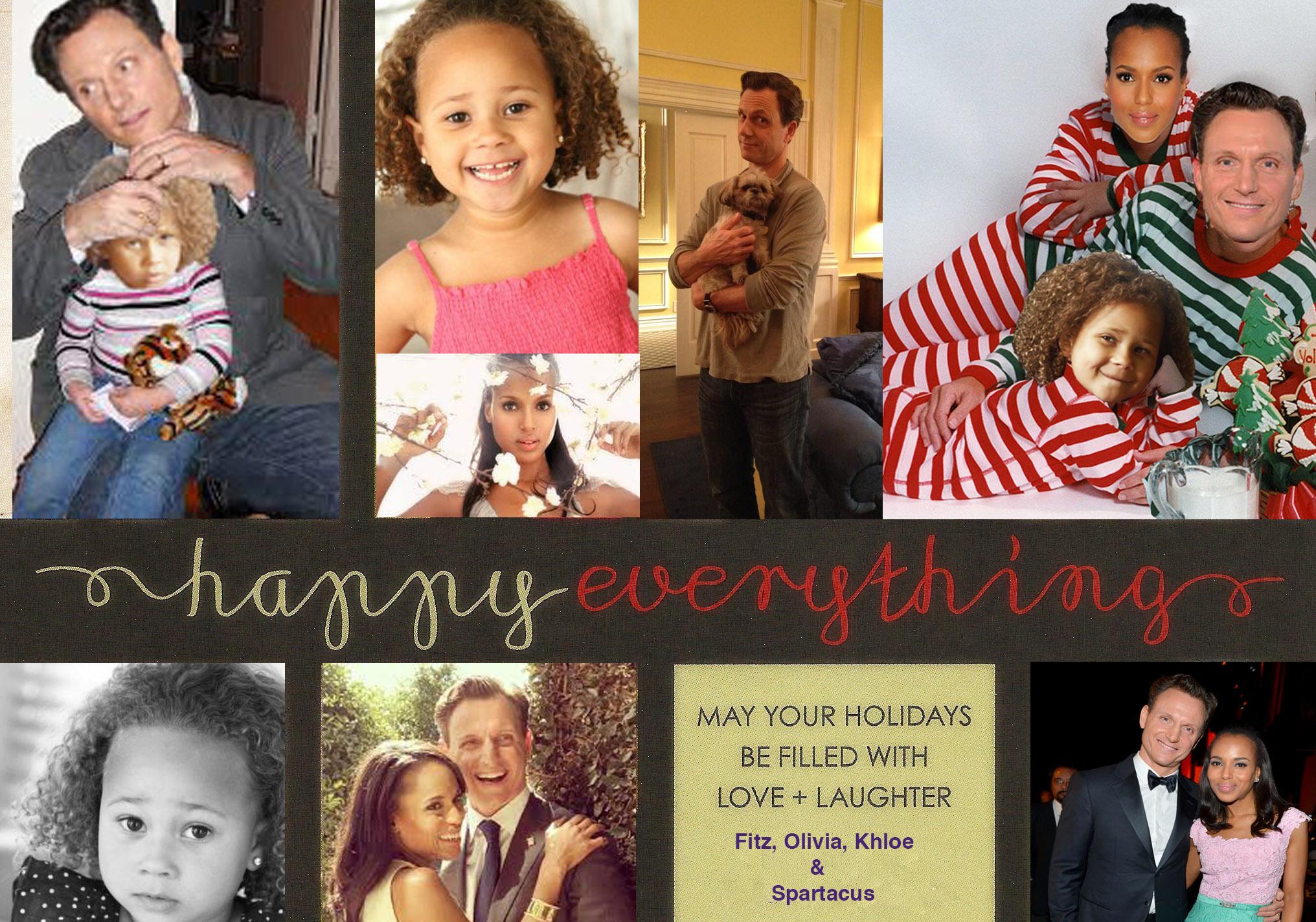 Fitz Family Holiday Card