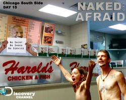 Naked & Afraid Harold's