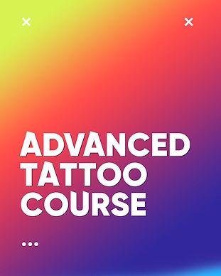 Advaced Tattoo Course - Learn It Like Aliens