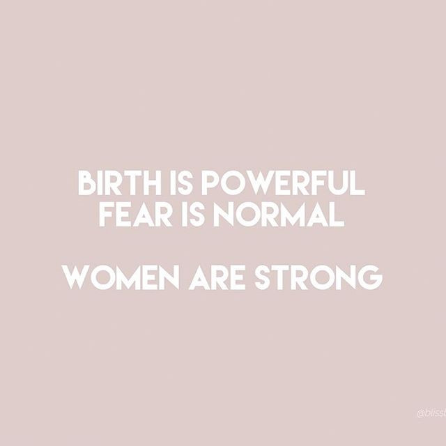 Birth is Powerful