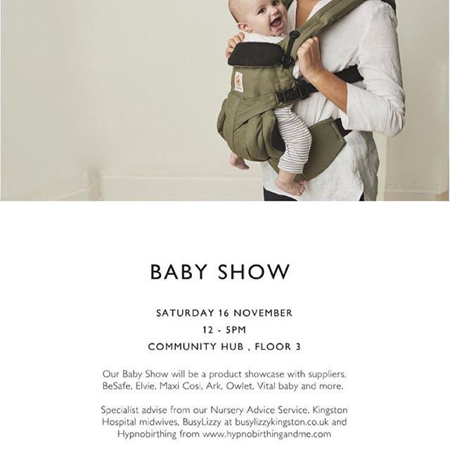 John Lewis Baby Show