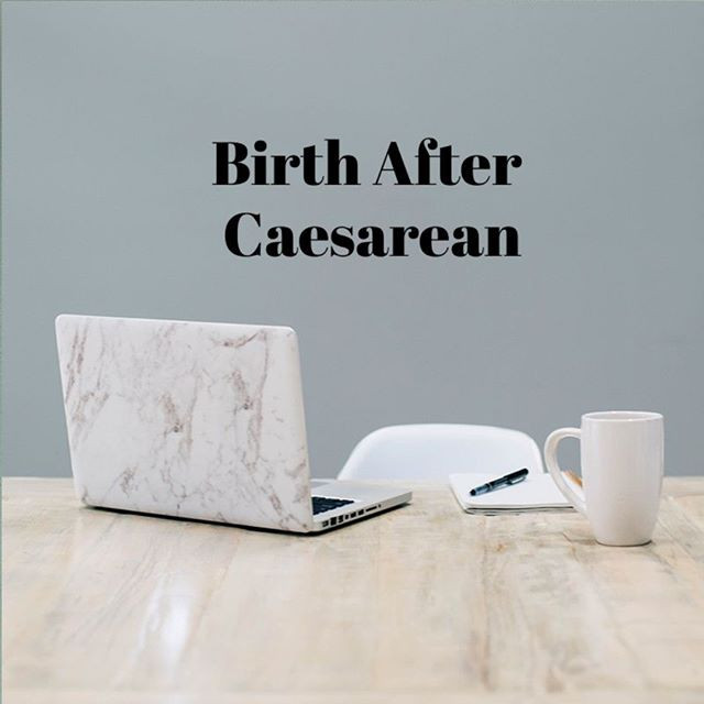 Birth After C-Section