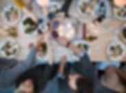 Fiesta de cena