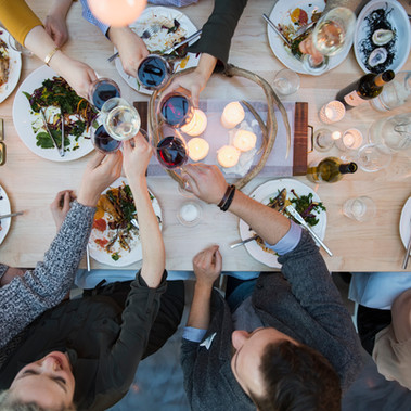 MEDITERRANEAN DINING