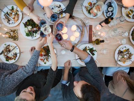 Guia prático de harmonização de vinhos para as festas