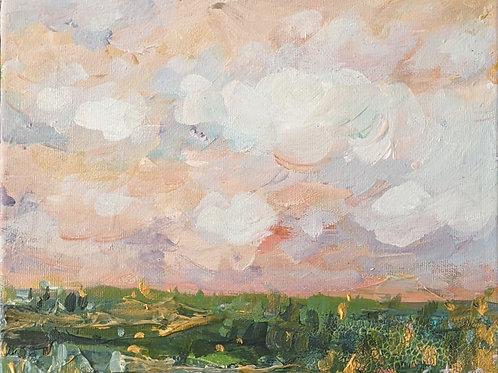 Blushing Sky