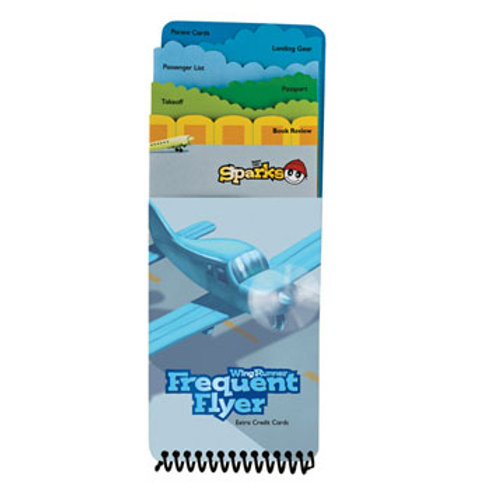 Sparks WingRunner Frequent Flyer Extra Credit Cards