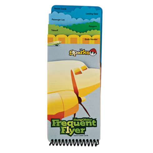 Sparks HangGlider Frequent Flyer Extra Credit Cards