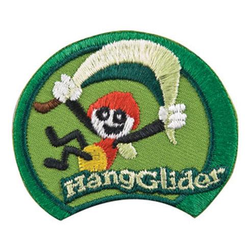 Sparks HangGlider Emblem - Green