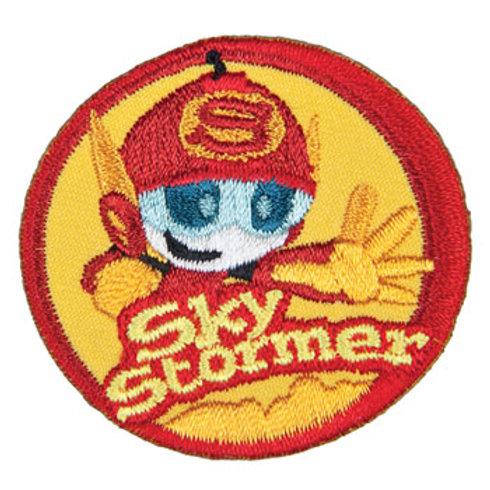 Sparks SkyStormer Emblem - Yellow