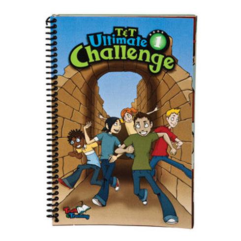 T&T Ultimate Challenge Handbook 1 (Book 3)