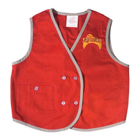 Sparky Uniform Vest