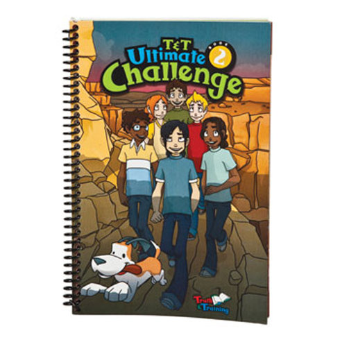 T&T Ultimate Challenge Handbook 2 (Book 4)