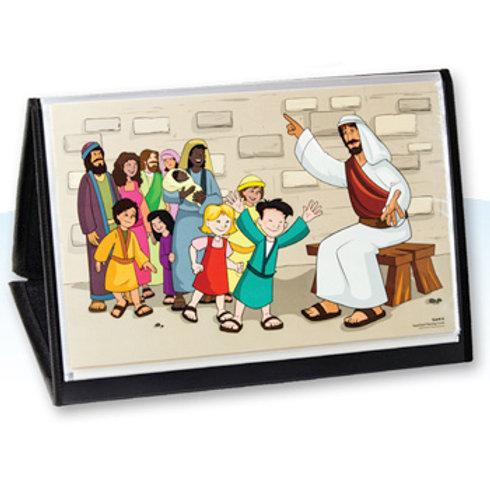 Cubbies Teaching Cards Display Book