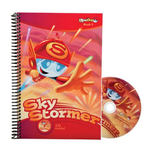 Sparks SkyStormer Handbook with CD (Book 3)