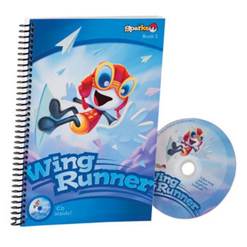 Sparks WingRunner Handbook with CD ( Book 2)